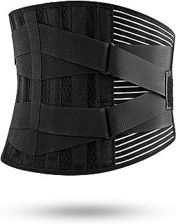 FREETOO Cinturón Lumbar Soporte Lumbar para la Espalda