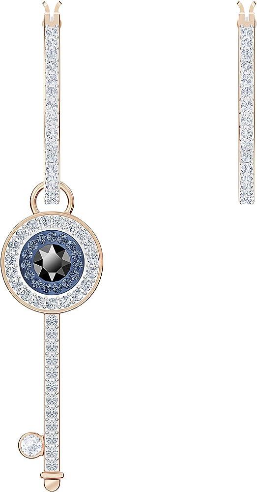 Swarovski orecchini a cerchio symbolic 5497667