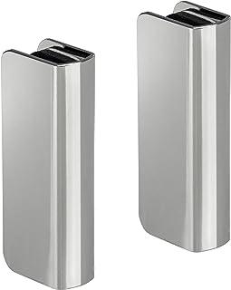 Gedotec magnetisch drukslot Tegenhanger voor het vastklemmen van meubels | tegenplaat voor het vastklemmen | houder voor g...