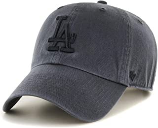 '47 Brand Adjustable Cap - CLEAN UP LA Dodgers charcoal
