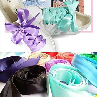 ventas calientes 07897 f9aaf Amazon.es: cinta raso: Zapatos y complementos