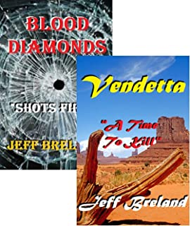 Vendetta, Blood Diamonds: A Time to Kill, Shots Fired: Murder and mayhem in the desert take precedence as these two stories of violence in the modern-day West unfold.