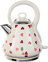 Russell Hobbs 28330 Emma Bridgewater Pink Hearts Kettle, 1.7 Litres