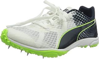 PUMA Unisex's Evospeed Haraka 6 Track and Field Shoe