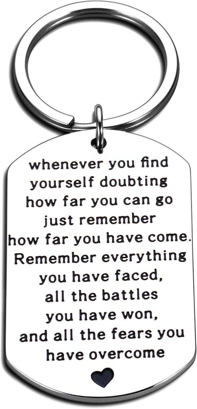 Max 62% OFF Inspirational Keychain Max 59% OFF AA Recovery Sympathy Him for Her Ca Gifts