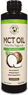 Great Lakes Gelatin, Premium Organic MCT Oil from Coconuts, C8 & C10 Blend, Paleo, Keto, Vegan, Kosher, 16 FL. OZ. 100% Re...