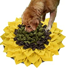 Snuffle Mat for Dogs, Dog Feeding Mat, Interactive Dog Toys, for Encourgaing Natural Foraging Skills for Cats Dogs