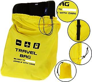 Premium Qualit/ät Kindersitz Transporttasche Gr/ö/ße zu 80x45x45 cm Reisetasche Rucksack perfekt am Flughafen beim Einchecken Tragetasche Transportrucksack f/ür Kinderautositze Kostenloses Vorh/ängeschloss 085