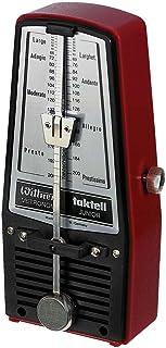 Wittner 2628R Taktell Junior Metronome - Ruby Red