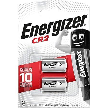 Energizer Cr2 Lithium Batterien 2 Stück Elektronik