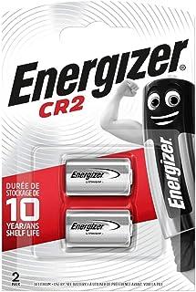 Energizer lithium fotobatterijen CR2 (4-delige verpakking). CR2 multicolor