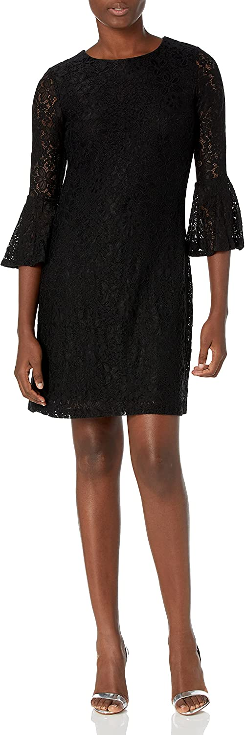 Tommy Hilfiger New products, world's highest quality popular! Women's Sleeve Bell Dress Max 41% OFF