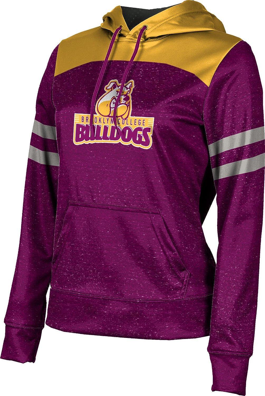 ProSphere Brooklyn College Girls' Pullover Hoodie, School Spirit Sweatshirt (Gameday)