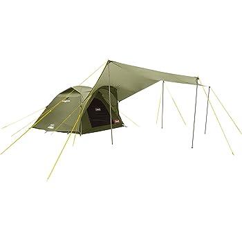 【Amazon.co.jp限定】 コールマン(Coleman) テント タフワイドドーム4 300 ヘキサタープセット オリーブ 2000033496