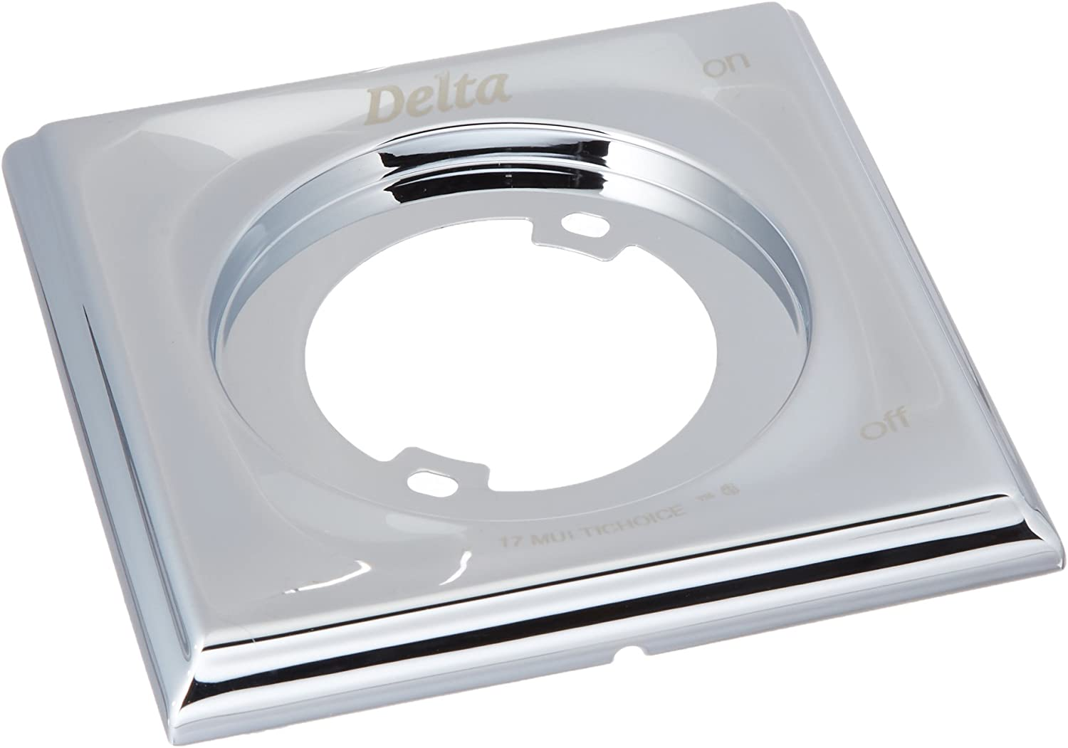 Delta Recommended RP52145 Albuquerque Mall Dryden Tub Chrome and Shower Escutcheon