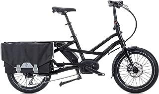 20 Pollici Bicicletta Pieghevole Link D8 Tern CB19PNDO08HDR 8 Marce Cambio Shimano in Alluminio Supporto Portapacchi Colore Grigio