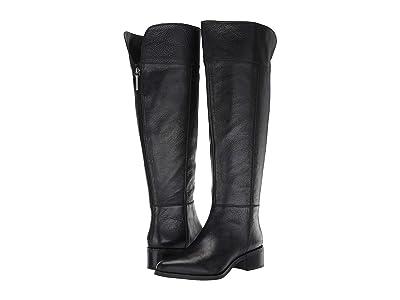Franco Sarto Daya WC (Black Leather) Women