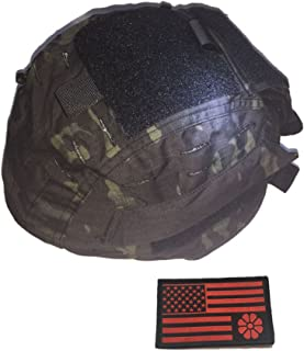 MICH 2000 Ver2/ACH Tactical Multicam Helmet Cover