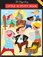 The Piggy Story 'Pirates Ahoy!' Little Activity Booklet for Kids on The Go