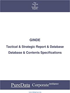 GINDE: Tactical & Strategic Database Specifications (Tactical & Strategic - China Book 27475) (English Edition)