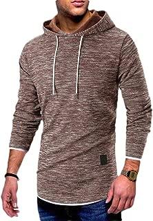 Men's Hipster Hip Hop Long Sleeve Thicken Warm Fashion Hoodies Sweatshirt