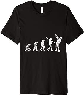 Vintage Trumpeter Evolution Trumpet Premium T-Shirt