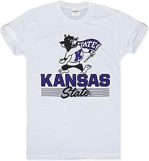 Charlie Hustle Unisex Collegiate Kansas State Heritage Script