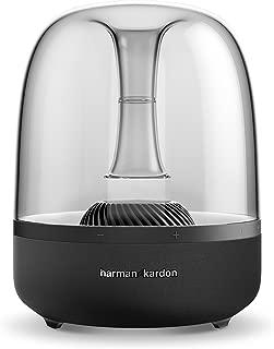 Harman Kardon Aura Plus Wireless Bluetooth Speaker 360º Hi-Fi Luxury Sound System with Built-in Apple Air Play and Spotify