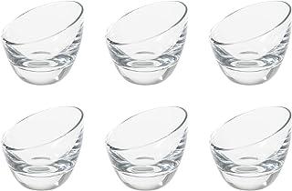 東洋佐々木ガラス 小鉢 25ml アミューズカップ 日本製 食洗機対応 T-16109 6個入り