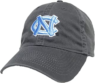 L&W Apparel Co., Inc. North Carolina Tar Heels Legacy Gray Adjustable Hat