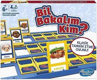 Hasbro Bil Bakalım Kim? Kutu Oyunu