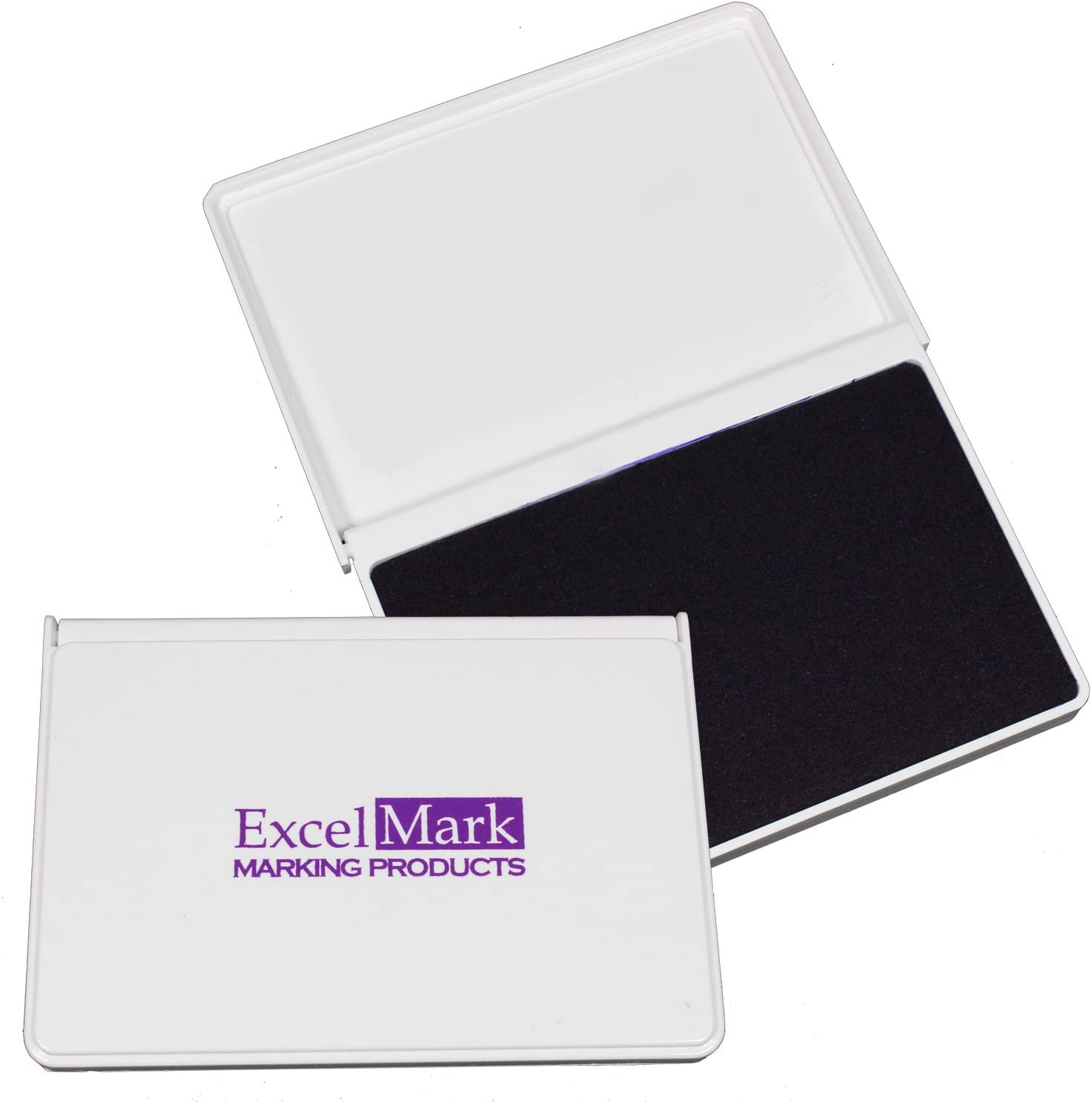 """ExcelMark Ink Pads Max 64% OFF for Special price for a limited time Rubber Stamps 8"""" Size Medium 2-5 by"""