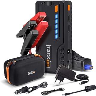 TACKLIFE T6 Booster Batterie – 800A 18000mAh Portable Jump Starter, Démarrage de..
