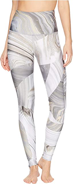 High Rise Graphic Leggings