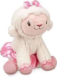 Disney Lambie Plush - Doc McStuffins - Mini Bean Bag - 7 Inch