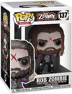 Funko Pop! Rocks: Rob Zombie, POP. Vinilo., Multicolor