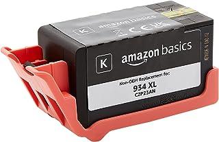 Amazon Basics Cartouche à jet d'encre grande capacité reconditionnée de rechange pour HP 934, Noir, XL