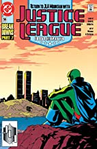 Justice League America (1987-1996) #56 (Justice League of America (1987-1996))