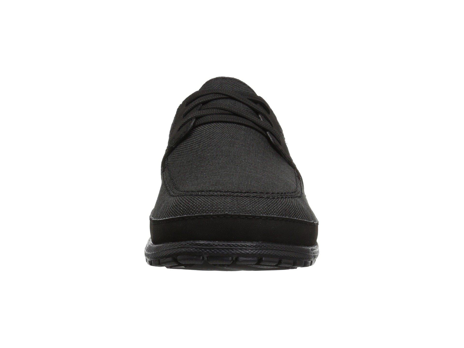 black Playa Santa Cruz Lace Black Crocs faZXxf