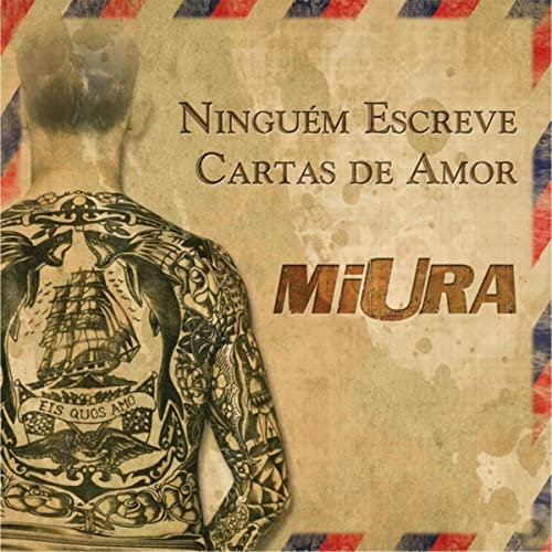 Ninguém Escreve Cartas de Amor by Miura on Amazon Music ...