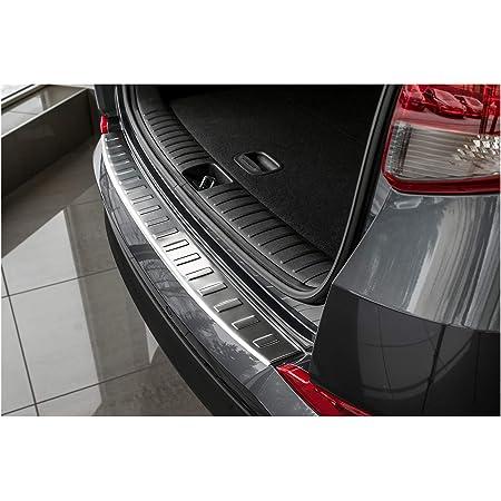 Blackshell Ladekantenschutz Folie Inkl Premium Rakel Passend Für Tucson Typ Tl Bj Ab 2018 Facelift Carbon Matt Passgenaue Lackschutzfolie Auto