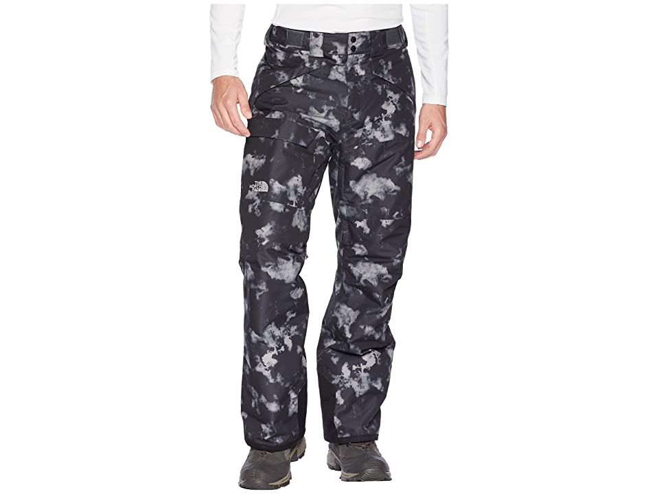 The North Face Freedom Insulated Pants (TNF Black Atmos Print) Men