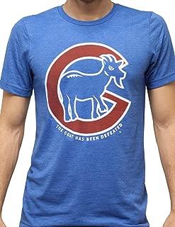 Best chicago cubs goat shirt Reviews