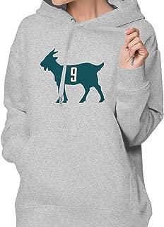 Women's Drew-Brees -Goat Fashion Hooded Sweatshirt