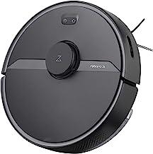 Roborock S6 Pure robot odkurzający i myjący (moc ssania 2000 Pa, czas pracy baterii: 150 min, pojemnik na kurz 460 ml, zbi...
