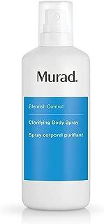 Murad Acne Clarifying Body Spray, Step 2 Treat/Repair, 4.3 fl oz (130 ml)