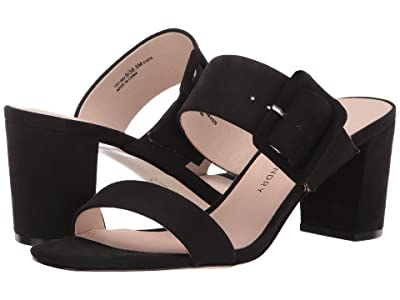 Chinese Laundry Yippy (Black Suede) High Heels