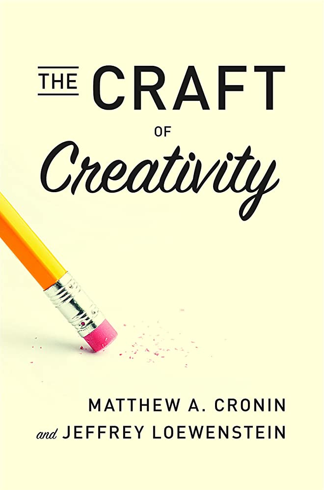 The Craft of Creativity (English Edition)