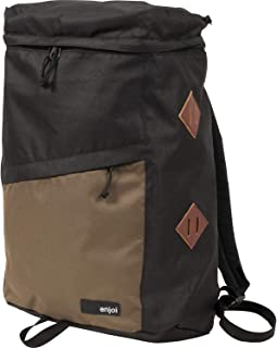Wolfpack Black/Brown Backpack - One Size Fits All