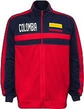 International Soccer Colombia Men's Outerstuff Track Jacket, Team color , Large